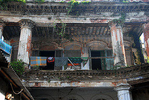 Dhaka Altstadt, 2009 (Foto: F. Kraas)